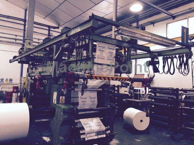 Go to Flexo printing press off line
