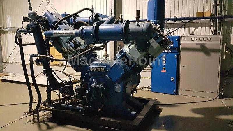 Devam et Air Compressors (High Pressure) BELLIS & MORCOM VH15 H3N