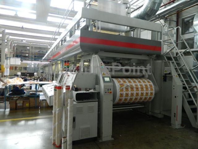 Go to Rotogravure printing press ROTOMEC RS 4003 MP