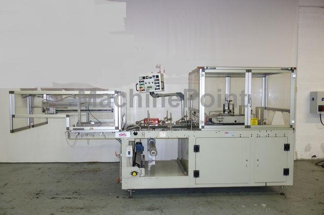 Go to Thermoforming machines AMUT FTV 550