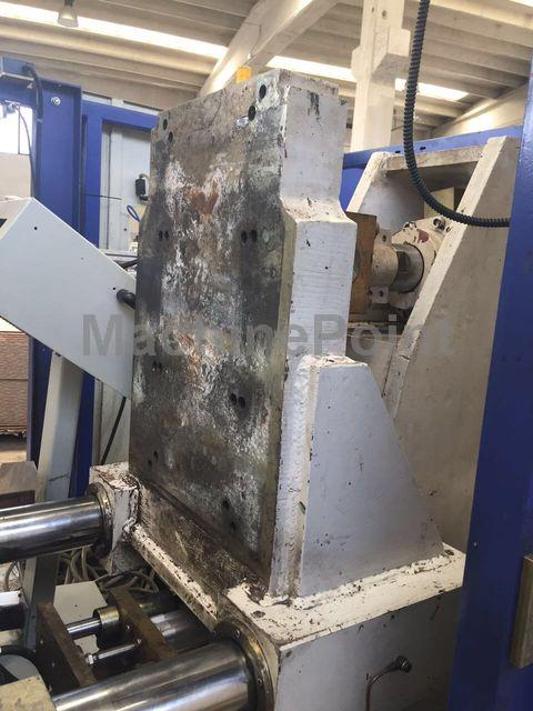 去 Accumulation Head Extrusion blow moulding machine KAUTEX KCC30