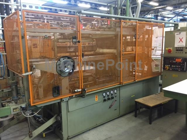 Go to Thermoforming machines KIEFEL KL2ES