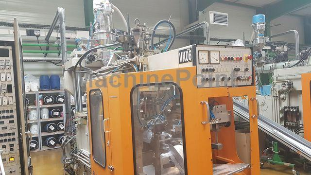 Go to Extrusion Blow Moulding machines up to 2 L  BATTENFELD FISCHER VK 1-1.02