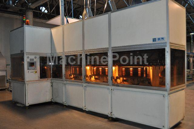 Go to Stretch blow moulding machines SIAPI EA 45