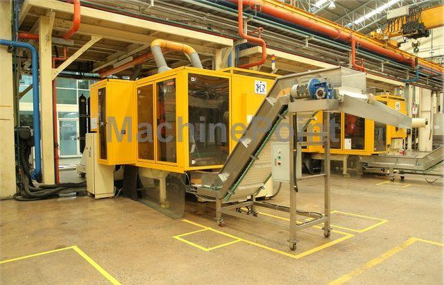 Go to Injection moulding machine for preforms HUSKY HyPET 120 P85/95 E85