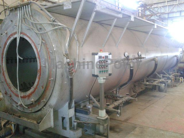Go to Complete downstream lines for PE/PP tubes BATTENFELD-CINCINNATI ø 300 - ø 1000 mm