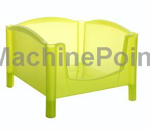 Ugrás az Injection moulding moulds  Mold for Box stackable Color