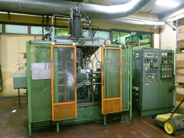 去 Accumulation Head Extrusion blow moulding machine KAUTEX E 13/11
