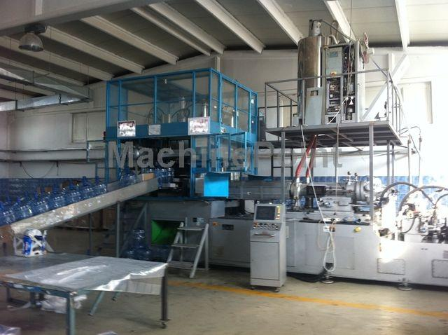 去 Injection stretch blow moulding machines for PET bottles NISSEI ASB 650 EXHD