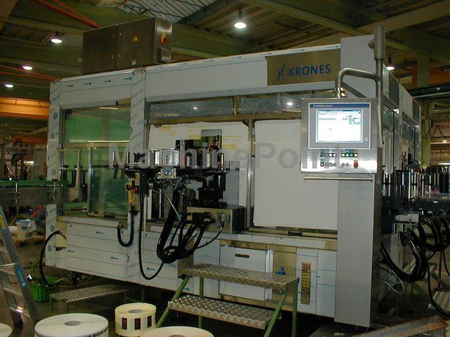 Go to Labelling machine for glass bottle KRONES Taxomatic 2.400-40