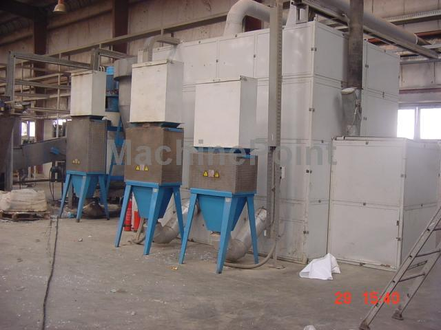AMUT Recycling plant 1999-2