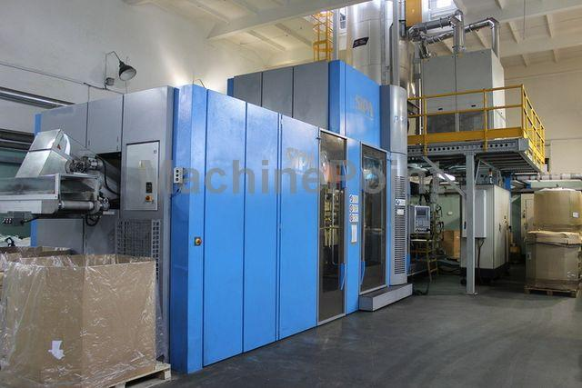 Go to Injection moulding machine for preforms SIPA PPS 72 EVO