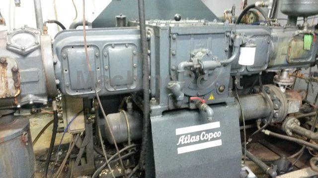 Devam et Air Compressors (High Pressure) ATLAS COPCO 45P20  3HN2T