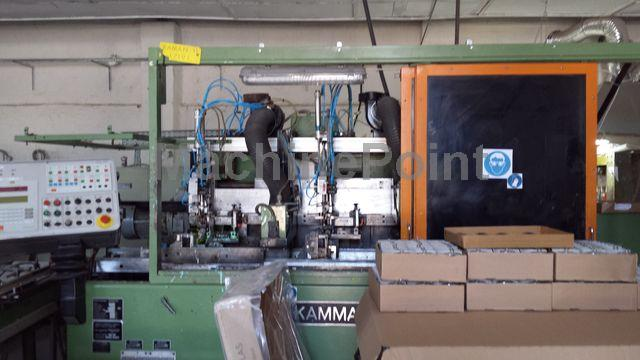 Devam et Bottle printing machines KAMMANN K7
