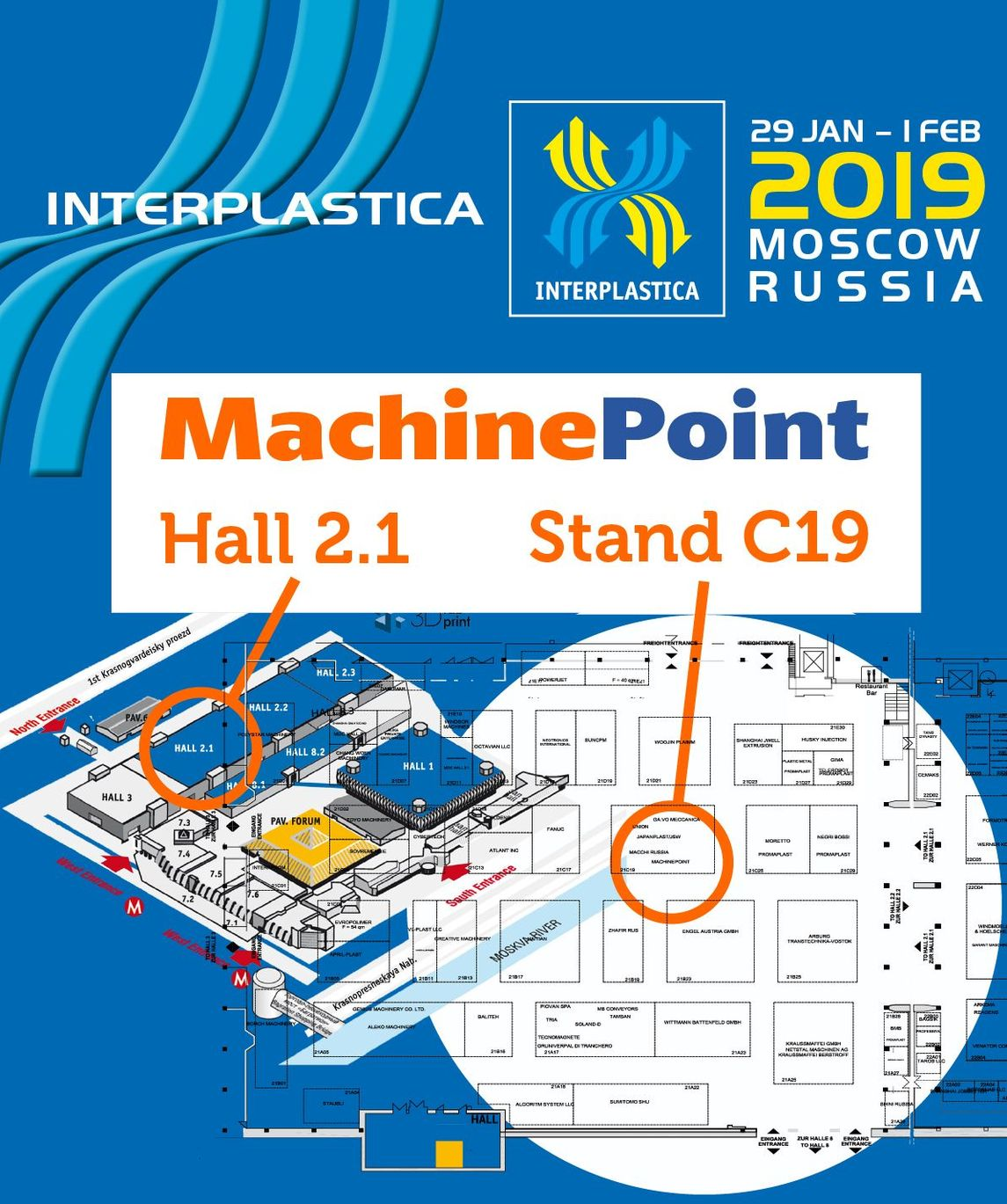 Interplastica 2019 MachinePoint