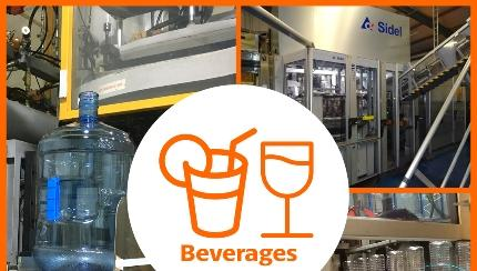 Coronavirus doubles demand of flexible packaging, blowmolding, and beverages machinery