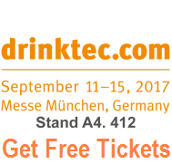 Industrial Second hand equipment trading MachinePoint at Drinktec 2017