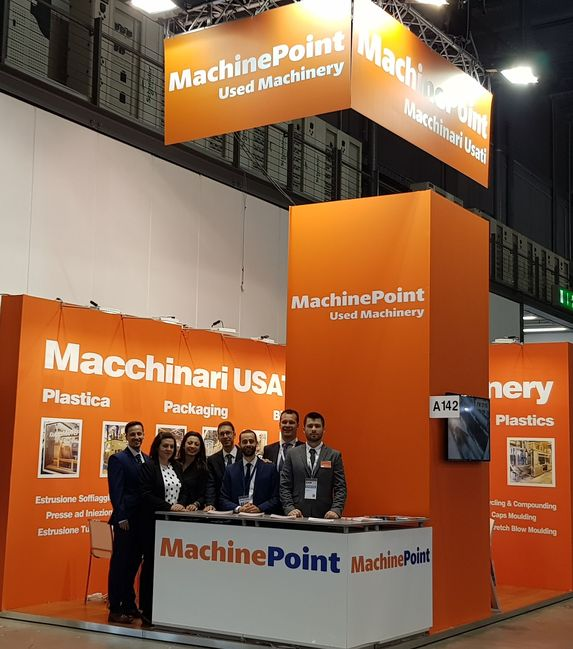 MachinePoint Team of industrial used machinery experts