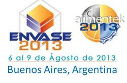 Top brand used machines at Argentina Food Industry Tradeshow Envase Alimentek