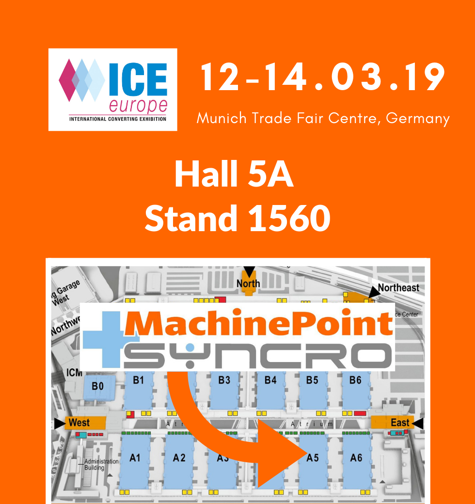 MachinePoint Syncro ICE Expo 2019