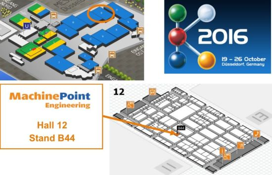 MachinePoint Industrial Services at K2016