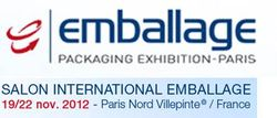 Meet MachinePoint team at Emballage Paris 2012. Talk about Used Machinery during  Emballage Paris 2012