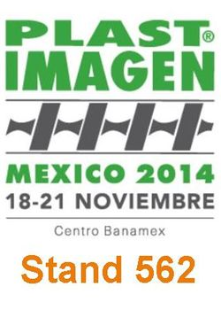 Meet MachinePoint team at the PLASTIMAGEN 2014. Lets talk about used machinery!