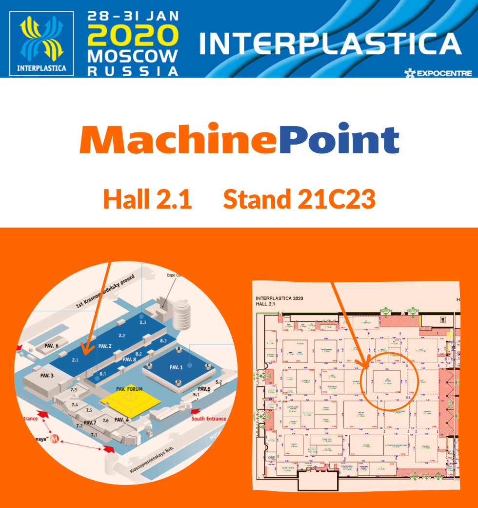 Interplastica 2020 MachinePoint