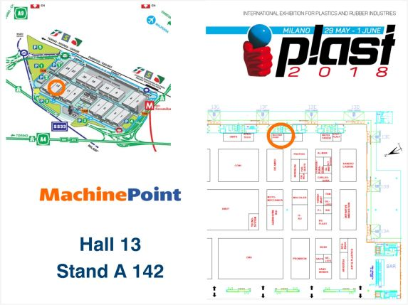 Plast 2018 Used Machinery by MachinePoint