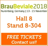 Meet MachinePoint team at the BrauBeviale 2018. Lets talk about used machinery!