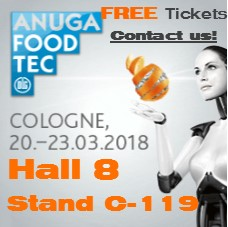 Meet MachinePoint team at the Anuga FoodTec 2018. Lets talk about used machinery!