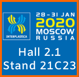 Meet MachinePoint team at the Interplastica 2020