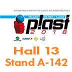 Meet MachinePoint team at the Plast 2018. Lets talk about used machinery!