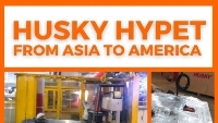 Matching industry-leading processor to a high capacity Husky Hypet